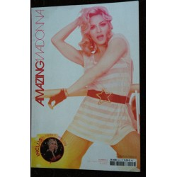 AMAZING MADONNA 1 2008 52 PAGES CONSACREES EXCLUSIVEMENT A MADONNA