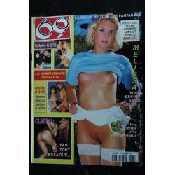 69 La Revue de tous les Fantasmes 177 VICTORIA & PAMELA DEBBY LUCY FRANCESCA