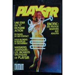 PLAY-SIR 01 N° 1 Toutes les photos interdites des clubs privés Salon de l'auto : mannequins nus