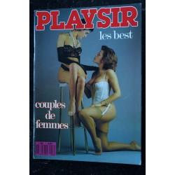 PLAY-SIR 02 N° 2 Une star du X en pleine action Massages asiatiques Deux blondes bi-sexuelles