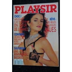PLAY-SIR 10 N° 10 Itinéraire d'un voyeur Les nouveaux aphrodisiaques Orgies et crimes rituels