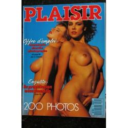 Plaisir 10 N° 10 La CICCIOLILA NUE Aexis LICHINE David CHANG Paolo VIDI Phil Mc BRIDE