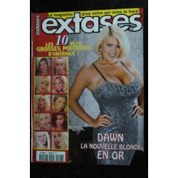 extases 06 N° 6 TRACI TOPPS Danny Ashe DEVIN DeRAY Kerri BOONE TRACY NEVE Erika EVEREST