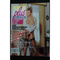 Sex Plus Magazine 17 N° 17 CARINE VICTORIA Deux vicieuses La tigresse Quand vient l'été