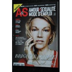 Filles de Paris La nuit N° 3 Brigitte LAHAIE Cover RARE * Revue Roman Photo Adultes