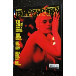 PLAYBOY 001 N° 1 Brigitte Lahaie Tristane Banon Georges Bataille DONALD TRUMP