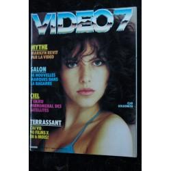 VIDEO 7 9 MARILYN MONROE CLIO GOLDSMITH + CAHIER EROTIC 1982