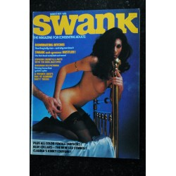 SWANK 1977/02 FEBRUARY XAVIERA opens up ! THE SISTER ACT SHERILYN SWEET SUE