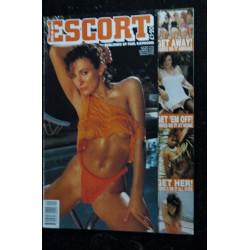 ESCORT Vol. 9 N° 1 ROCHDALE NUDES NAUGHTY WIVES TORRID TEASERS NUDE EROTIC VINTAGE