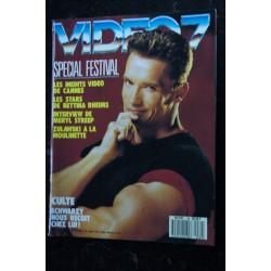 VIDEO 7 088 N° 88 1989 SOPHIE MARCEAU ROBIN MUNUCCI MICKEY ROURKE + CAHIER EROTIC