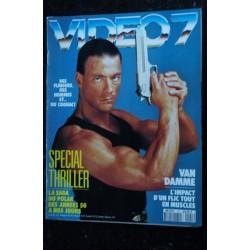 VIDEO 7 118 1992 FREDDY 6 BRUEL MEG RYAN PIERRE DESPROGES + CAHIER EROTIC