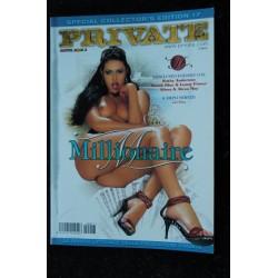 PRIVATE 128 * 1995 * a Berth MILTON Publication Revue Roman Photo Adultes