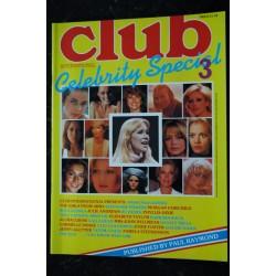 Club International Celebrity Special 02 N° 2 * 1981 VICTORIA PRINCIPAL BRIGITTE BARDOT URSULA ANDRESS RAQUEL WELCH