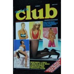 Club International The Best Of 01 N° 1 * 1981 * photos : Fanny Rupert Daines Michel Moreau Adam Cole