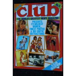 Club International The Best Of 02 N° 2 * 1982 * photos : Fanny Byron Newman