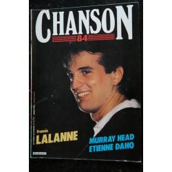 Chanson 84 n° 13 1984 MICHEL JONASZ DIANE DUFRESNE