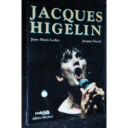 Jacques HIGELIN 1985 Albin Michel 132 PAGES