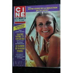 CINE TELE REVUE 9337 SHARON STONE COVER + 3 pages