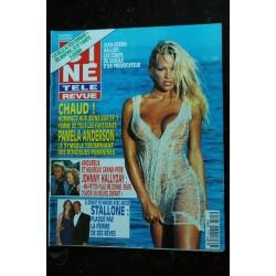 CINE TELE REVUE 9525 PAMELA ANDERSON cover + 4 p