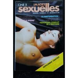 CINE X n° 4 * 1976 * RARE Images Sexuelles VINTAGE EROTIC