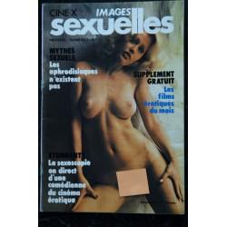 CINE X n° 6 * 1976 * RARE Images Sexuelles VINTAGE EROTIC