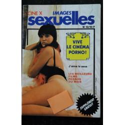 CINE X n° 11 * 1976 * RARE Images Sexuelles VINTAGE EROTIC