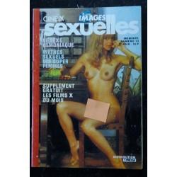 CINE X n° 12 * 1976 * RARE Images Sexuelles VINTAGE EROTIC