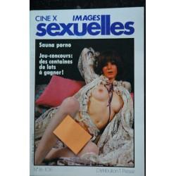 CINE X n° 14 * 1977 * RARE Images Sexuelles VINTAGE EROTIC