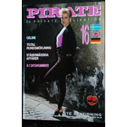 PIRATE 27 Une Publication Private Revue Roman Photo Adultes