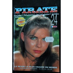 PIRATE 16 TABATHA CASH 16 p. Une Publication Private Revue Roman Photo Adultes