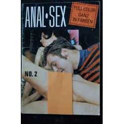 ANAL SEX * 94 * 1995 * Elodie CHERIE Rocco SIFFREDI Color Climax Corporation Revue Roman Photo Adultes