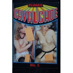 Climax Cavalcade n° 4 * 1979 * Color Climax Corporation Vintage Erotic Revue Roman Photo Adultes