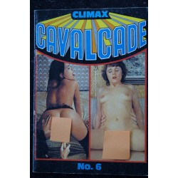 Climax Cavalcade n° 5 * 1979 * Color Climax Corporation Vintage Erotic Revue Roman Photo Adultes