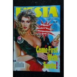 FIESTA Vol. 24 N° 11a 1990 IT'S BONFIRE NIGHT GUYSHAVE A BIG BANG ON US