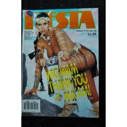 FIESTA Vol. 24 N° 9 1990 HEY GANG-MEET FIESTA'S BANG BANG LOVE THANG !