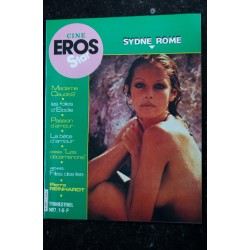 CINE EROS STAR 06 N° 6 1981 PATRICE RHOMM PAMELA STANFORD CATHY STEWART AGOSTINA BELLI NUDE
