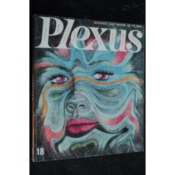 PLEXUS 18 ALPHONSE ALLAIS LACROIX ROLAND GRUNBERG GROOTECLAES IRIS FRANCK CHARME