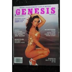 Genesis 1982 / 01 VALERIE PERRINE PAMELA LOUISA EROTIC NUDE