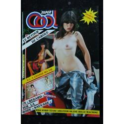SUPER COOL 6 Quand le modèle fait tapisserie