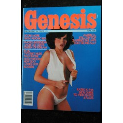 Genesis 1982 / 03 BARBARA CARRERA BRITT EKLAND INGRID FRAN JANEY EROTIC NUDE