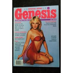 Genesis 1982 / 06 Harrison FORD Photos : Steve Pettit JS Hicks John Paul EROTIC NUDE