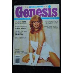 Genesis 1982 / 07 James BOND Photos : Jean Rougeron JS Hicks Donald H. Mine EROTIC NUDE