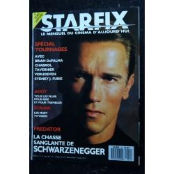 STARFIX 050 n° 50 * 1987 * MEL GIBSON L'arme fatale EVIL DEAD 2