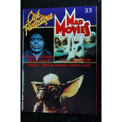 Ciné Fantastique MAD MOVIES n° 34 * 1985 * AVORIAZ 85 RAZORBACK PHILADELPHIA EXPERIMENT Dune 2010