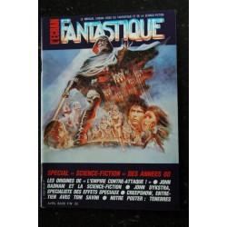 L'écran fantastique n° 34 * 1983 * La Lune dans le Caniveau Catherine Deneuve VAMPIRE Psychose II