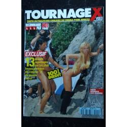 TOURNAGE X bimens. N° 011 HELEN DOES HOLLAND LA VEUVE NOIRE JINX ITALIAN STALLIONE