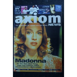 JUST THE JOB 1 MARCH 1999 COVER MADONNA SHE'S THE BOSS