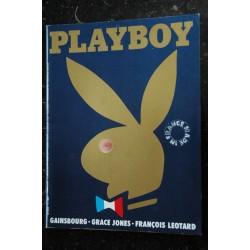 PLAYBOY 1 GAINSBOURG GRACE JONES MADONNA INTEGRAL NUDE PAR LEE FRIEDLANDER 1979