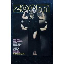 ZOOM MAGAZINE 15 VOSS DAVID HAMILTON DANSE BAILEY POLAROÏD HURN RHOMER MORRISSEY