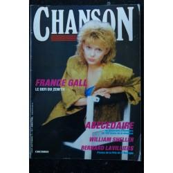 Chanson 84 n° 12 1984 FRANCIS LALANNE MURRAY HEAD ETIENNE DAHO
